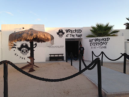 Wrecked at the Reef | Prestige Mexico | Rocky Point | Mexico | Prestige Mexico | Rocky Point | Mexico